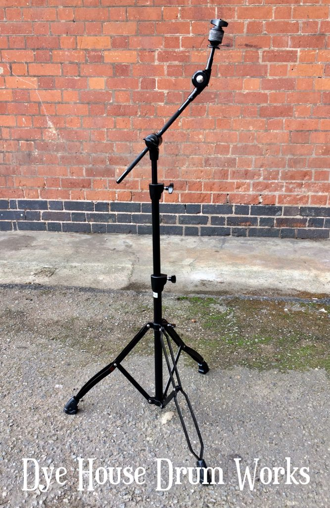 Mapex Boom Cymbal Stand (black)